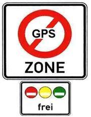 GPS freie Umweltzone